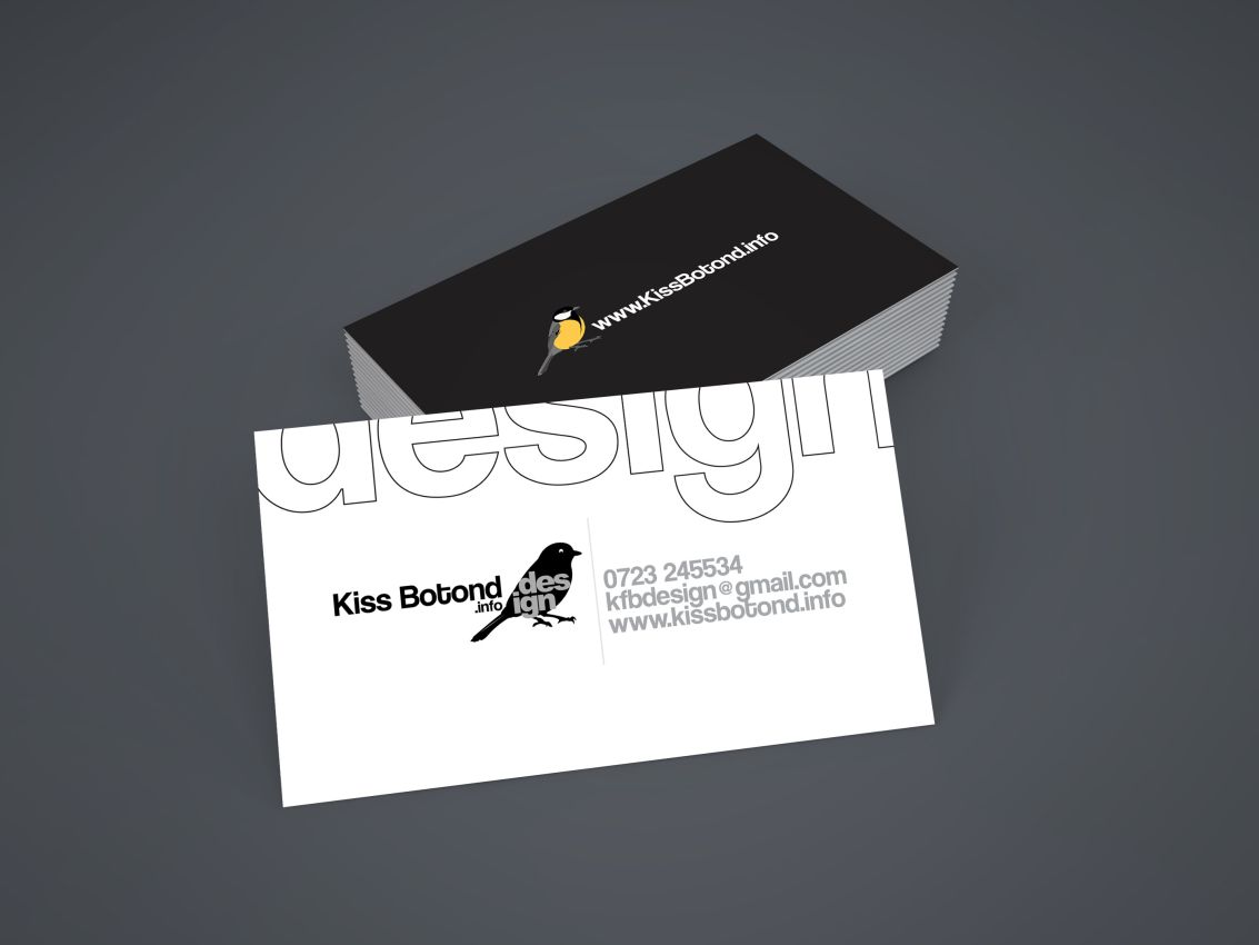 Kiss Botond-Web and graphic design since 1996